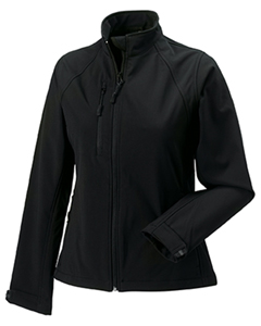 Ladies-SoftShell-Jacket-black