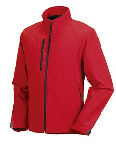 Mens-SoftShell-Jacket-red